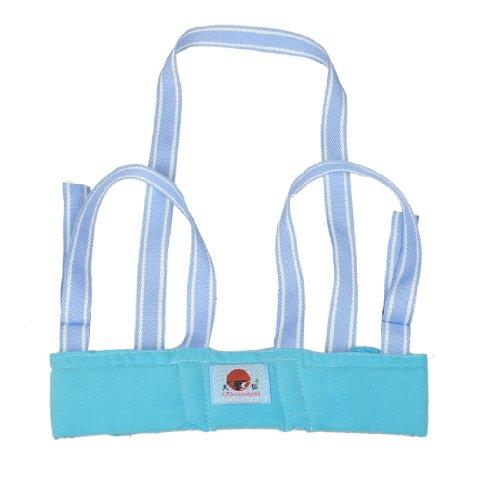 Rosallini Toddler Baby Safety Harness Adjustable Belt Walking Walker Assistant Sky Blue