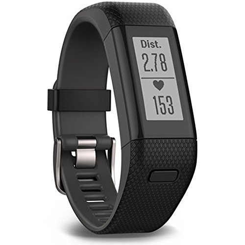 Garmin-Vivosmart-HR-X-Large-Fit-Black