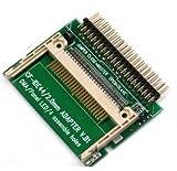 k2z CF IDE 変換 アダプター 2.5インチ HDD互換 コンパクト フラッシュ