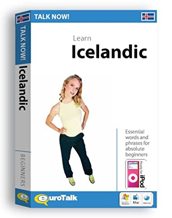 EuroTalk Interactive - Talk Now! Learn Icelandic