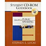 Student CD-ROMs 5.0 with Guidebook and PowerWeb card (NAI) to accompany The Art of Public Speaking, 9th Edition
