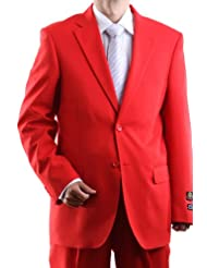 Red Suits for Men