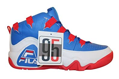Buy Fila Mens '95 Grant Hill Basketball Shoes by Fila