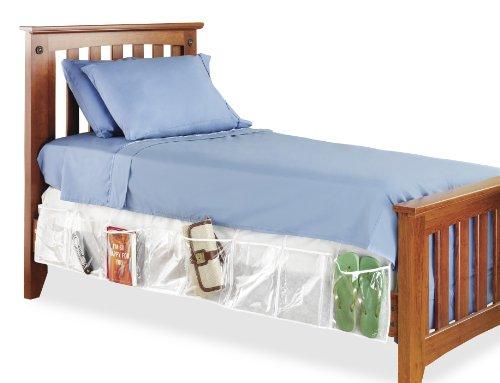 Whitmor 6044-4379 Bed Skirt Organizer
