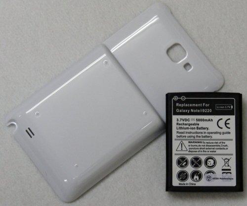 Samsung GALAXY Note [docomo SC-05D] 対応 超大容量バッテリー 5000mAh 【ドコモ版専用】