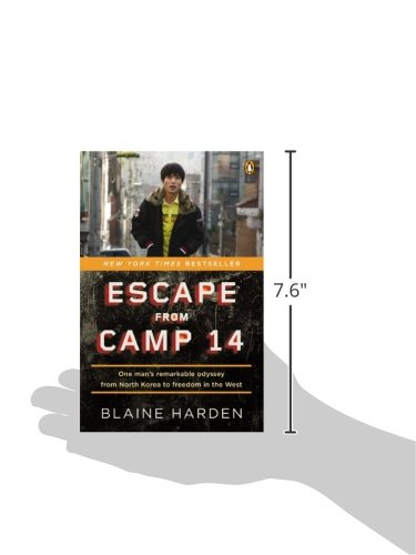 escape from camp 14 reaction paper