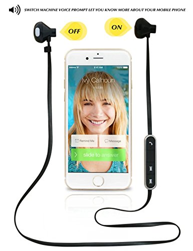 Bluetooth Headphones,Bluetooth Earbuds,Bluetooth Earphones,Sophia Shop V4.0