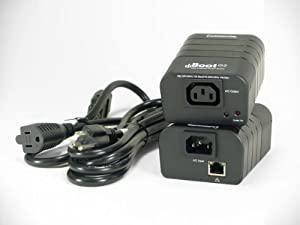 Dataprobe iBoot-G2 Basic Network Power Switch, 1 Outlet, Home Automation and Remote Rebooting (Routers, WebCams, Servers)