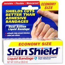 Skin shield liquid bandages - 0.45 oz at Sears.com