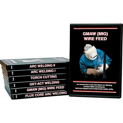 GMAW (MIG) Welding 1 DVD - Wall Mountain - NT-B0006ZFRV6 - ISBN:B0006ZFRV6