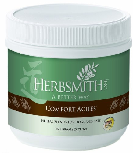 Herbsmith Comfort Ache Herbal Blend For Dogs And Cats, 150 Grams