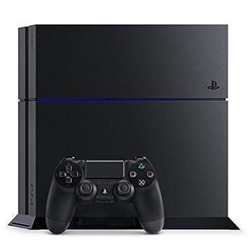 PlayStation 4 ジェット・ブラック (CUH-1200AB01)