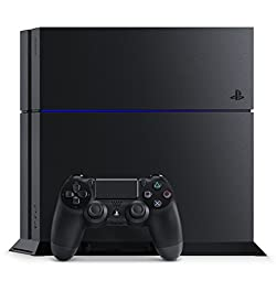 PlayStation 4 ジェット・ブラック (CUH-1200AB01)