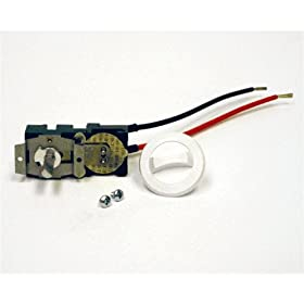 Cadet CTT1W Single Pole Mounted Thermostat Kit