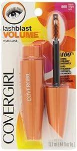 CoverGirl Lashblast Mascara, Black 805, 0.44 Ounce Package