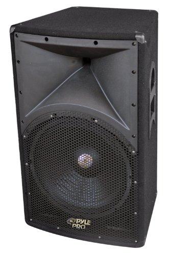 Pyle-Pro Padh121 600 Watt 12'' 2 - Way Pa Speaker Cabinet