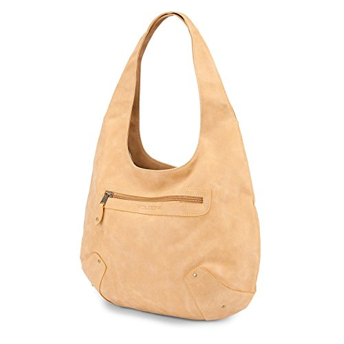 volcom-made-famous-hobo-sac-a-main-pour-femme-taille-unique-or-spice-gold