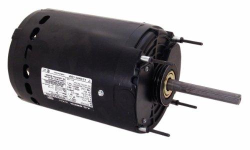 Century Fy1106V1 Condenser, 6-1/2-Inch Frame Diameter, 1-Hp, 1075-Rpm, 200-230, 460-Volt, 5-Amp, Ball Bearing Motor