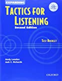 img - for Expanding Tactics for Listening: Test Booklet with Audio CD book / textbook / text book