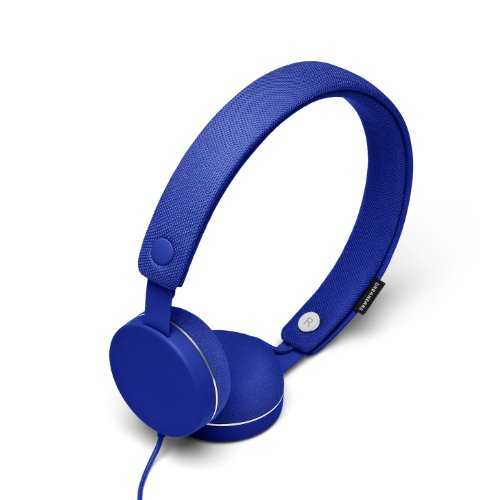 Urbanears HUMLAN The Wash and Wear Headphone  (Cobalt)