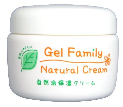 ゲルファミリー ナチュラルクリーム 150g ハンドジェルクリーム