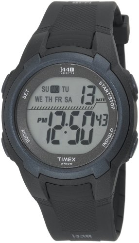 Timex Unisex T5K086 1440 Sports Resin Strap Watch
