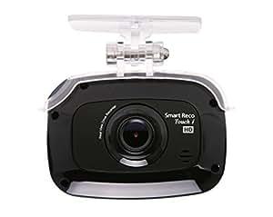 スマートレコタッチアイ黒 WHSR-400 常時録画 3Gセンサー HD画質 WHSR-400