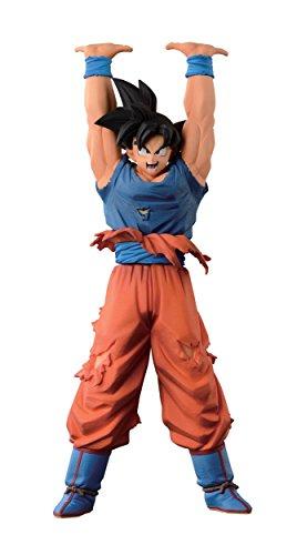"Banpresto Dragon Ball Super 7.9"" Son Goku Figure, Give Me Energy, Spirit Bomb Special"
