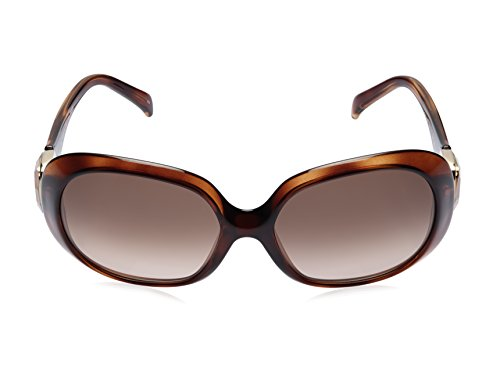 Fendi Fendi Oversized Sunglasses (Demi Brown) (FS 5190R|238|58) (Multicolor)