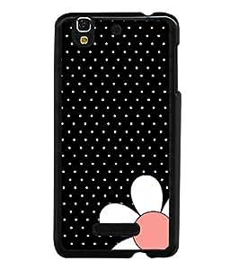 printtech Flower Dots Design Back Case Cover for Motorola Moto X Style