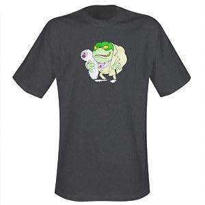 Danger Mouse - T-Shirt Greenback (in XL)