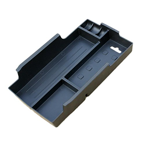 Vesul Armrest Secondary Storage Box Glove Pallet For Toyota Camry 2012 2013 2014 2015 2016 (Camry Console compare prices)