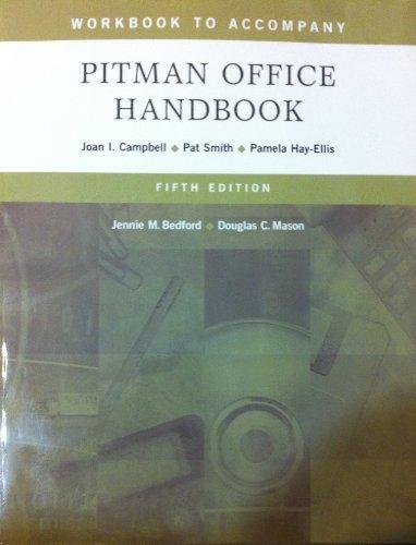Campbell and Pitman Office Handbook Cdn