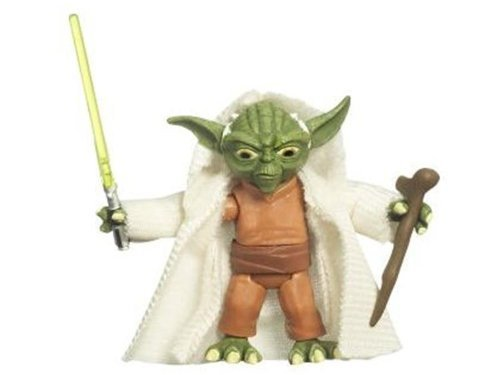 Star Wars The Clone Wars Yoda CW14 2009 [Toy] - 1