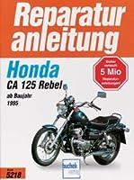 Bd. 5218 Reparatur-Anleitung HONDA CA 12...
