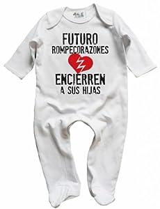 Dirty Fingers, Futuro Rompecorazones, Bebés Traje de Dormir en Bebe Hogar
