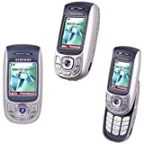Samsung SGH E820 E 820 Slider-Handy Ohne Simlock/Vertrag In Whitebox