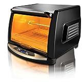 Black Amp Decker Fc350 Infrawave Speed Cooking Countertop