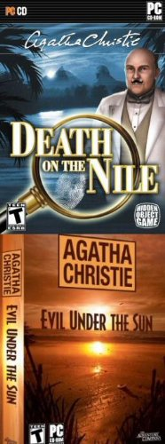 Agatha Christie 2 Pack: Death on the Nile / Evil Under the Sun