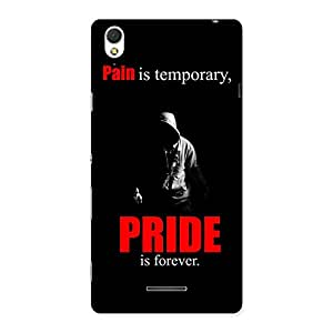Pain Pride Back Case Cover for Sony Xperia T3