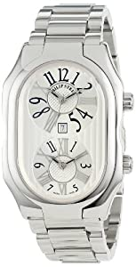 philip stein unisex 12 vw ss prestige while dial stainless steel bracelet watch your 1 source. Black Bedroom Furniture Sets. Home Design Ideas