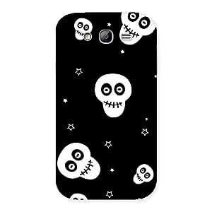 Impressive Skull Star Back Case Cover for Galaxy Grand