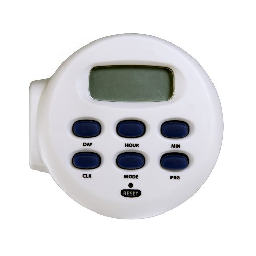 Westek TE04WHB Digital Timer, White