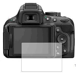 6 x Membrane Films de protection d'écran Nikon D5200 - Ultra clair, Emballage et accessoires