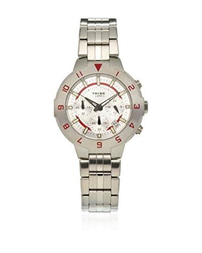 TRIBE BY BREIL WATCHES Reloj de cuarzo Marker Plateado Única