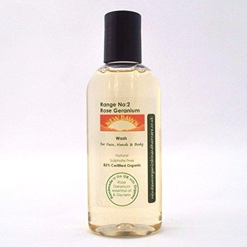 travel-size-rose-geranium-organic-face-hand-body-wash-shower-gel-liquid-soap-handmade-vegan-natural-