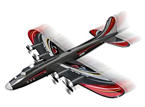 Silverlit X-Twin Speedy Plus 2-Channel Radio Control Aeroplane (Colour and Frequency Varies) from Silverlit