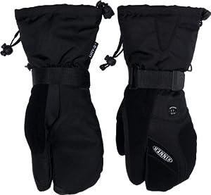 Sinner Men's Trigger Finger Glove black black Size:FR : XXL (Taille Fabricant : 07)