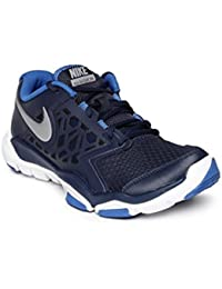 Nike Men Navy Flex Supreme TR 4 Training Shoes available at Amazon for  Rs.4797 427b18a9b