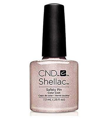 CND Shellac UV Gel Polish - Contradictions - Spring 2015 Collection - 0.25oz_SAFETY PIN - C90875 **BCS_BW**